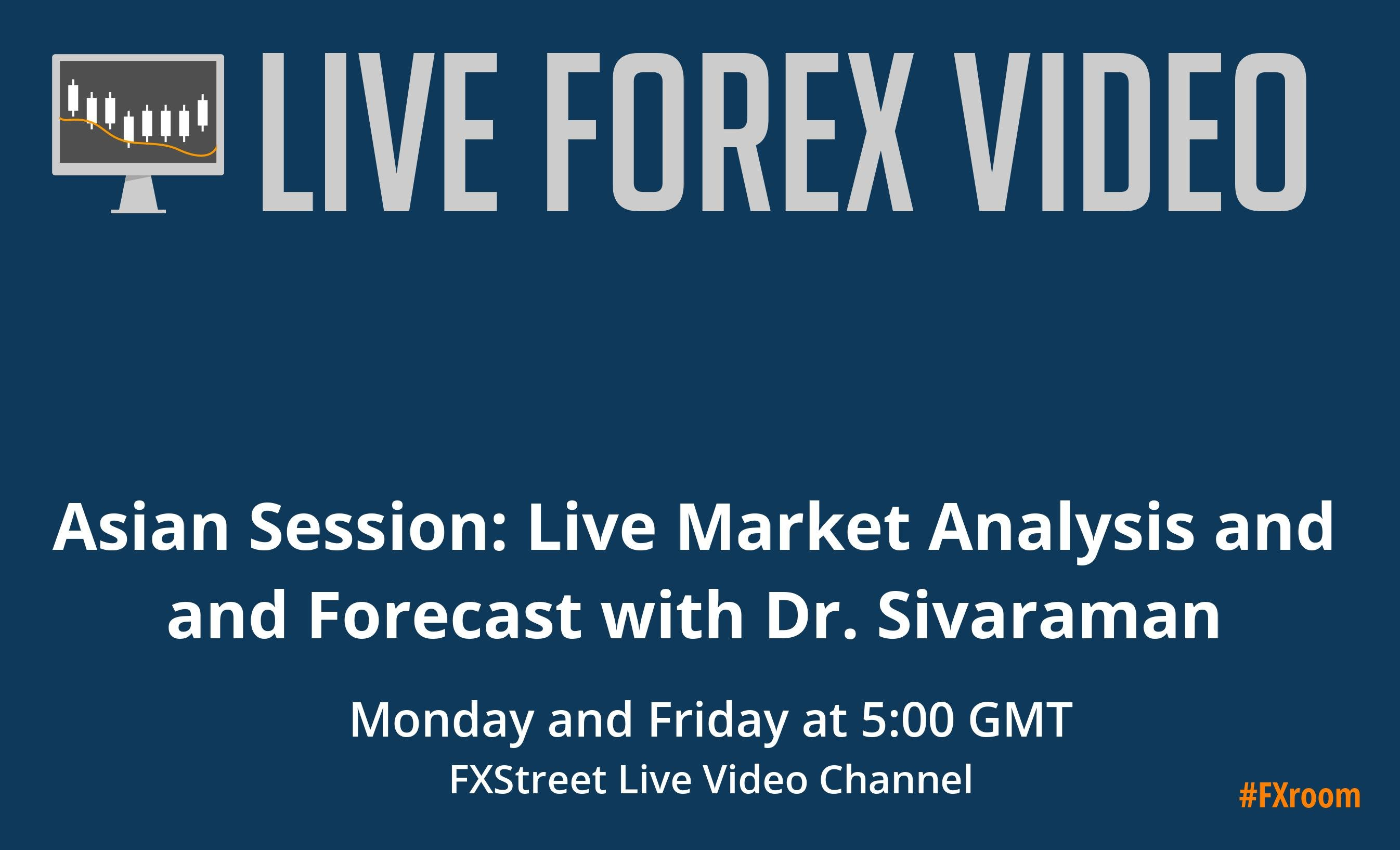 Asia Live Analysis and Forecast with Dr. Sivaraman